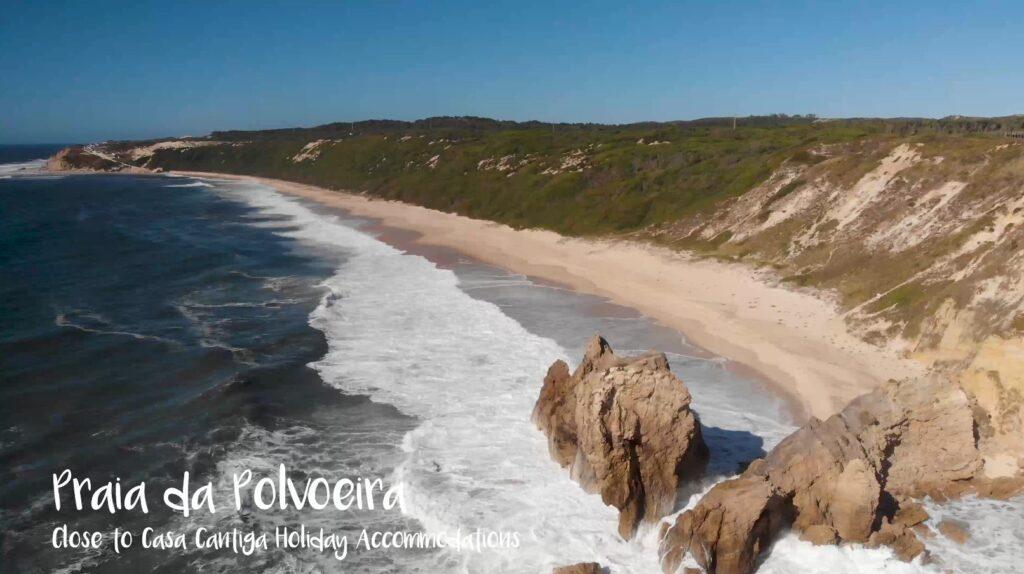 Strand von Polvoeira