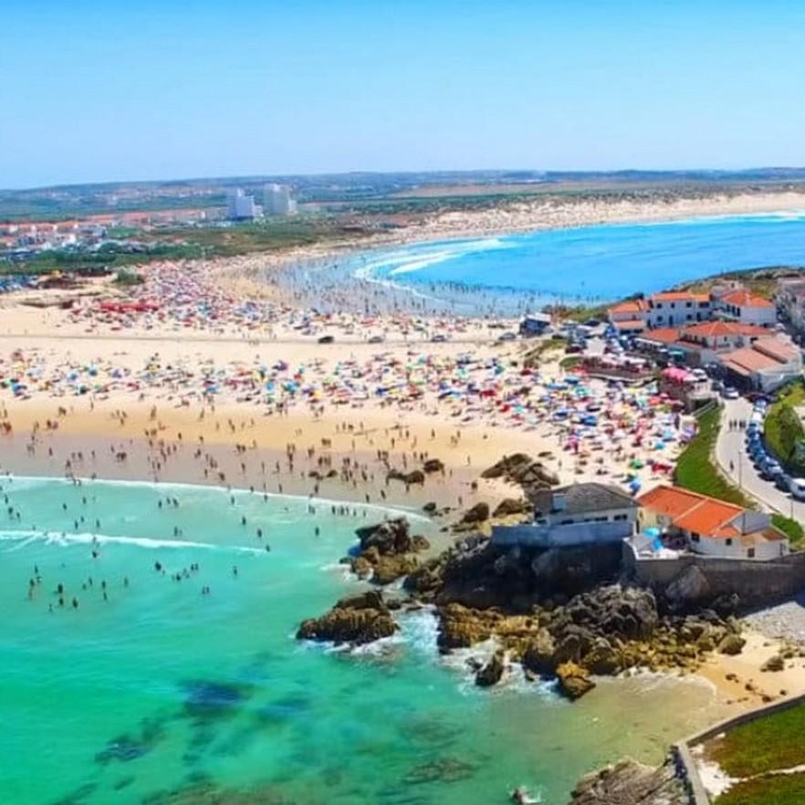 Plage Baleal, Portugal, Peniche